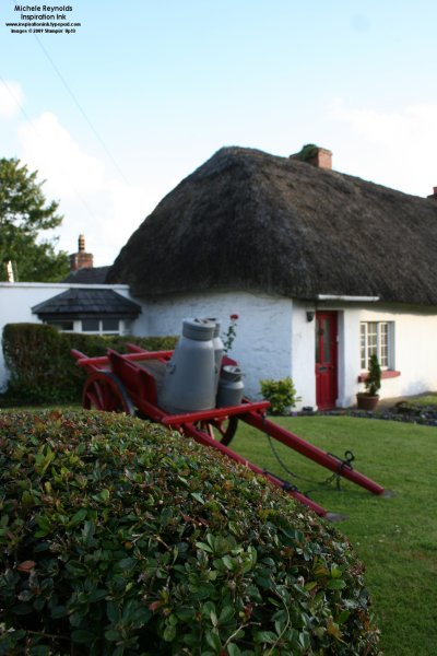 Thatched roof in adare 2