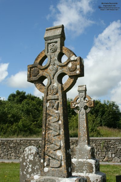 Askeaton churchyard