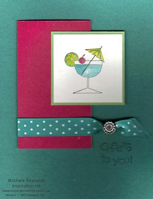 Cheers to you bermuda drink watermark