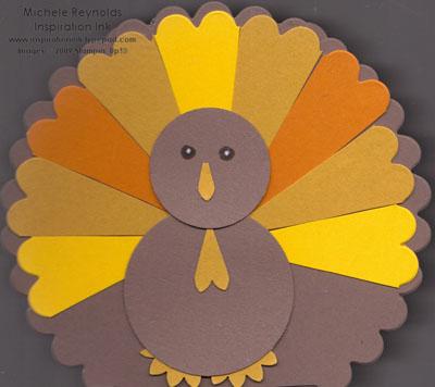 Scallop circle turkey box watermark