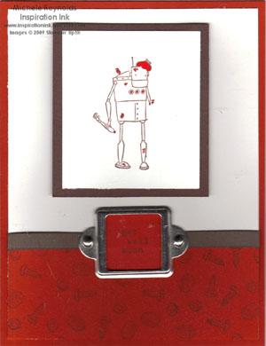 Lots of bots sick red robot watermark
