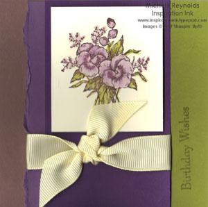 Petitie pansies card kit 2 watermark