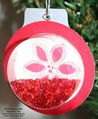 Season of joy shaker ornament watermark