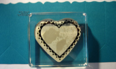 Stamping heart