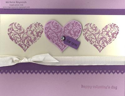 I heart hearts victorian valentine watermark