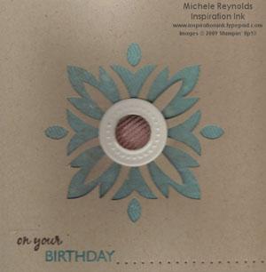 On your birthday pendant note watermark