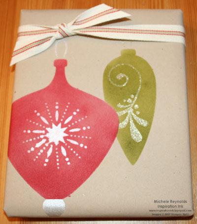 Vintage ornaments 1 stencil ornament wrap watermark