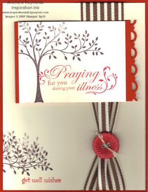 Wellness wishes chocolate tree watermark