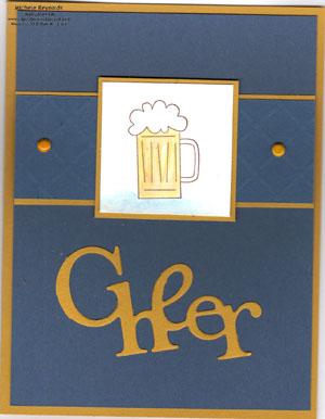 Cheers to you beer cheer watermark