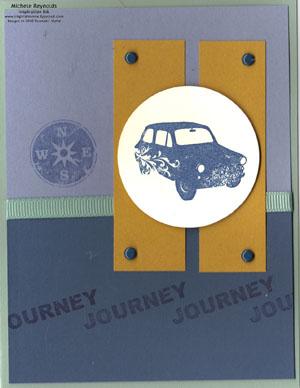 Sentimental journey class kit watermark
