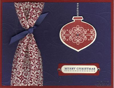 Tags til christmas hanging ornament watermark