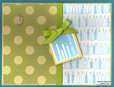 Birthday bliss make a wish tag watermark