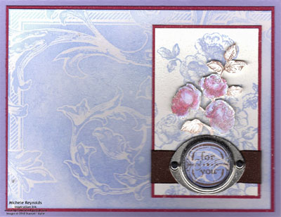Elements of style presto roses watermark