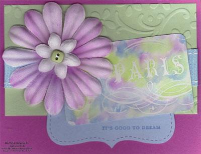 Razzle dazzle paris in spring dream watermark