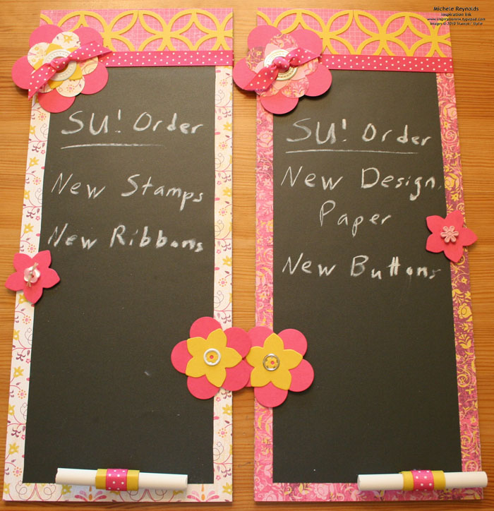 Razzleberry lemonade paper chalkboards watermark