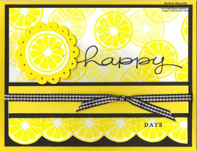 Happy everything lemonade days watermark