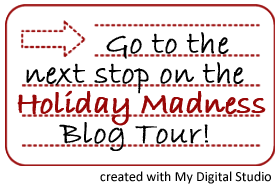 Next Stop on the Holiday Madness Blog Tour