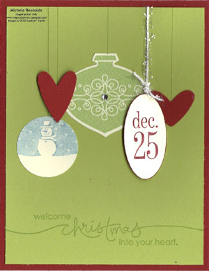 Tags til christmas hanging ornaments watermark