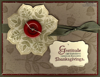 Day of gratitude collage background watermark