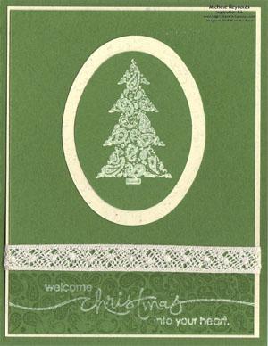 Paisley prints vintage oval tree watermark
