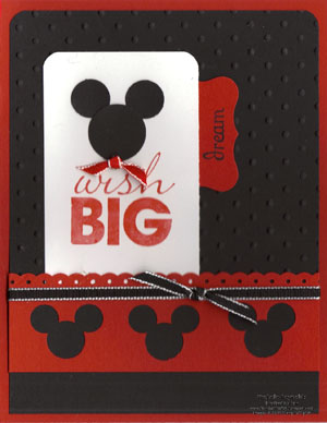Word play mickey mouse dreams watermark