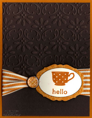 Tiny teacup pumpkin espresso watermark
