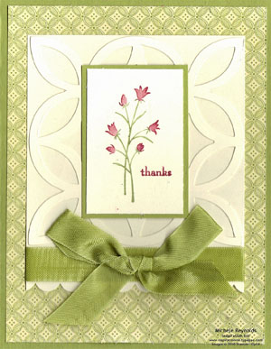 Pocket silhouettes lattice flower thanks watermark