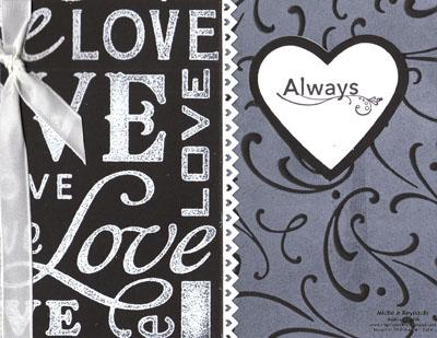 Always elegant love always watermark