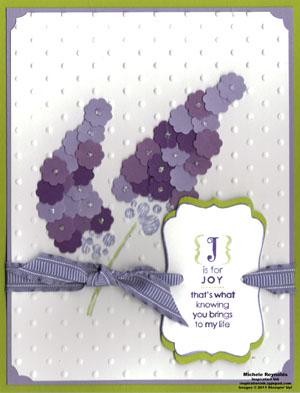 Raining flowers raining lilacs watermark