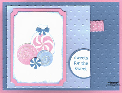 Sweets for the sweet candy watermark