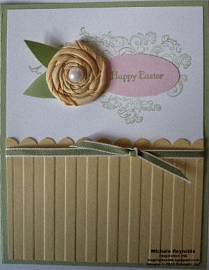 Elizabeth easter rolled flower watermark