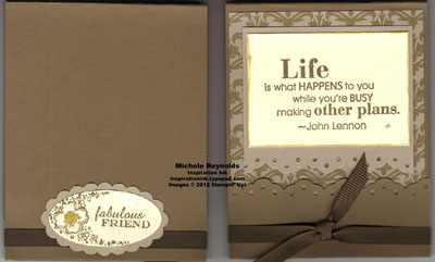 Full of life golden matchbook post-it note holders watermark