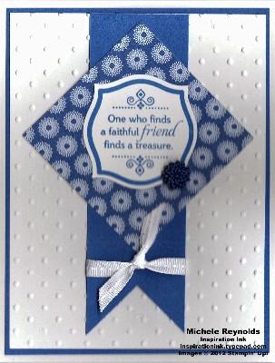 World treasures true blue friend watermark