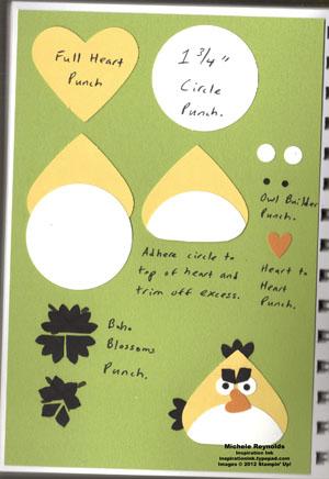 Angry bird yellow bird watermark