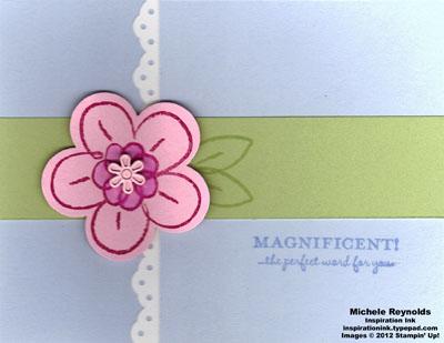 Flower fest magnificent flower watermark