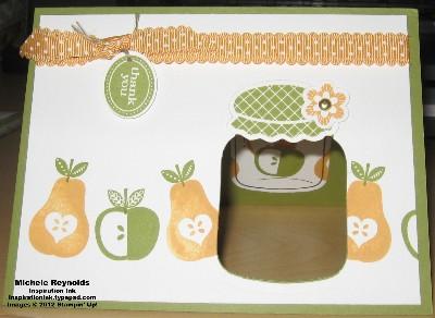 Cut out jar watermark