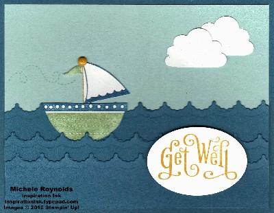 Moving forward smooth sailing recovery watermark