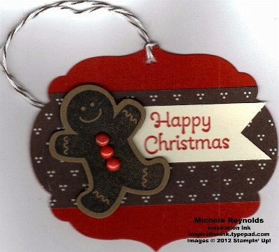 Scentsational season gingerbread tag watermark