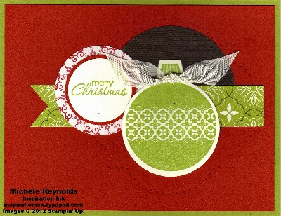 Ornament keepsakes ornament circles watermark