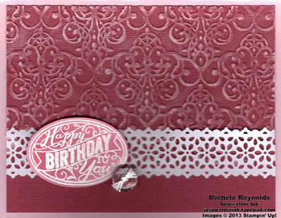 Best of birthdays tinted shimmer paint watermark