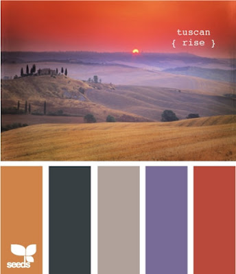 Tuscan rise inspiration photo