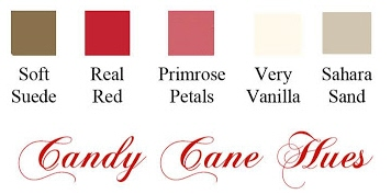 Candy Cane Hues su colors