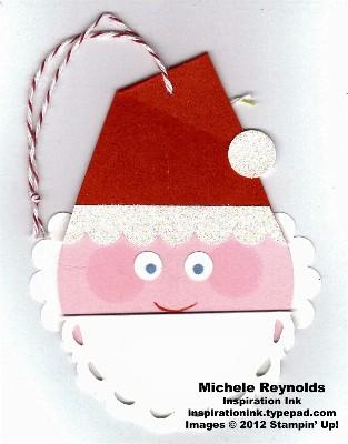 Santa tag watermark