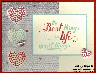 Hearts a flutter best things hearts watermark