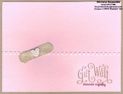 Patterned occasions cloth bandaid on stitches watermark