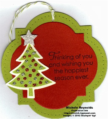 Scentsational season tree tag watermark