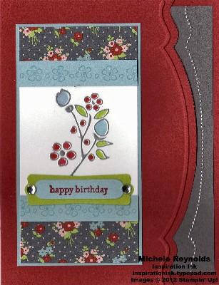 Bordering on romance twitterpated romance birthday watermark