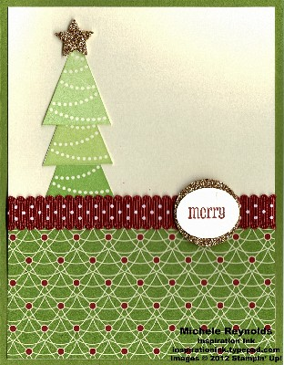 Pennant parade merry tree watermark
