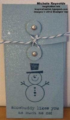 Button buddies petite pocket gift card holder watermark