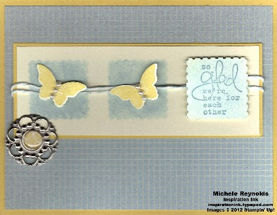 Bloomin marvelous postage stamp butterflies watermark